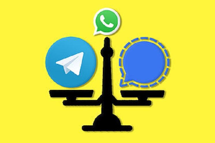 Querés cambiar WhatsApp por Telegram o Signal: ¿qué alternativa es mejor?