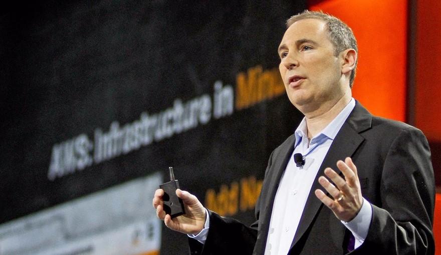 Andy Jassy será quien reemplace el papel que Jeff Bezos abandonó en Amazon