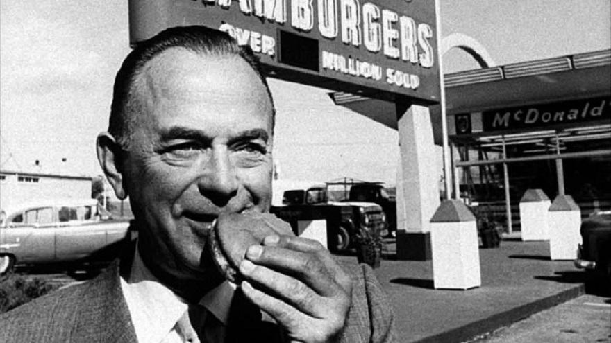 Historia de Mcdonald's: el empresario Ray A. Kroc tuvo la visión para llevarla a todo el mundo