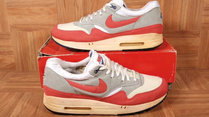 Nike Air Max, de 1987