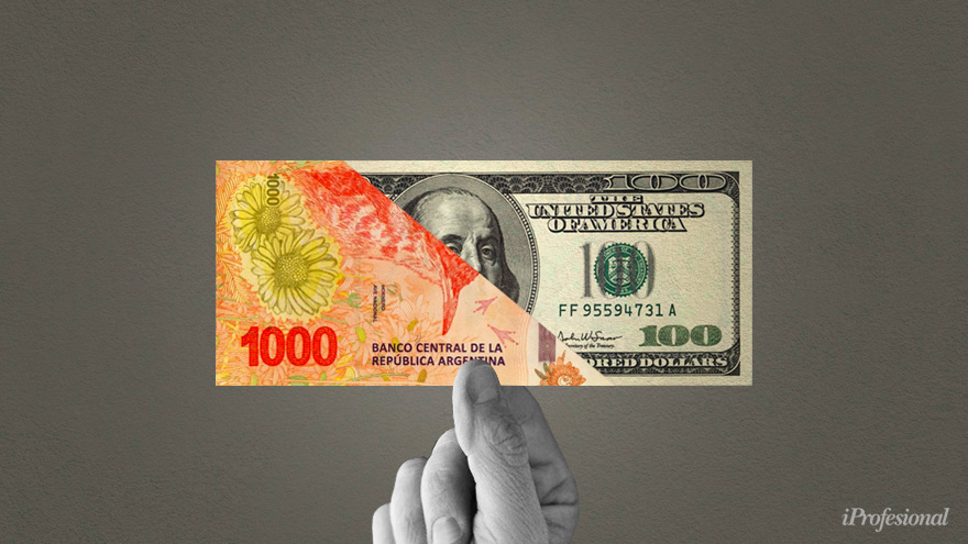Existen fondos de inversión que permiten seguir en pesos al comportamiento del dólar contado con liquidación.