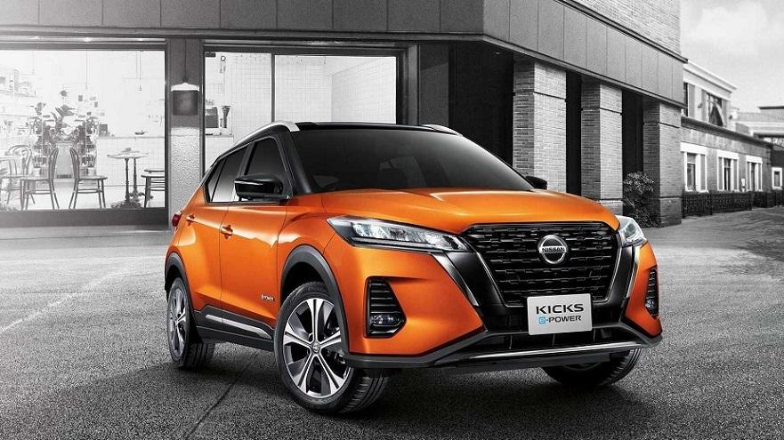 En algunos mercados, el Nissan Kicks tendrá motor híbrido.