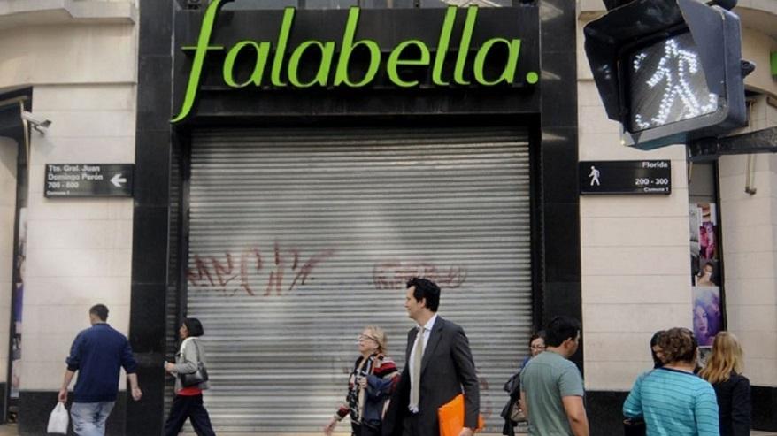 Esta semana, Falabella decidió cerrar sus últimos tres locales en la Argentina