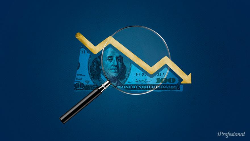 El precio del dólar blue bajó en los últimos meses por debajo de los $150 tras tocar $195 a fines de octubre del año pasado.