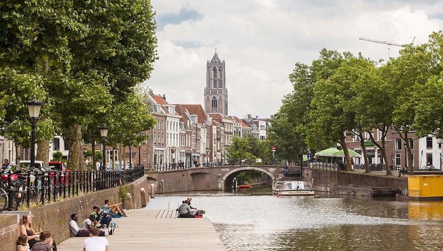Utrecht es uno de los lugares donde te pagan por vivir en Holanda
