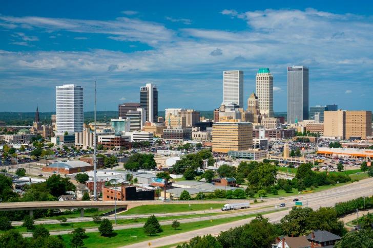 Tulsa, en Oklahoma, es uno de los lugares donde te pagan por vivir en Estados Unidos