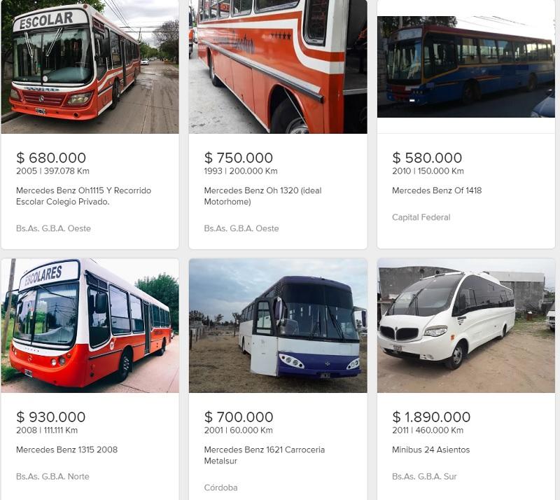 Por la falta de trabajo se multiplican los vehículos a la venta en portales de comercio electrónico.
