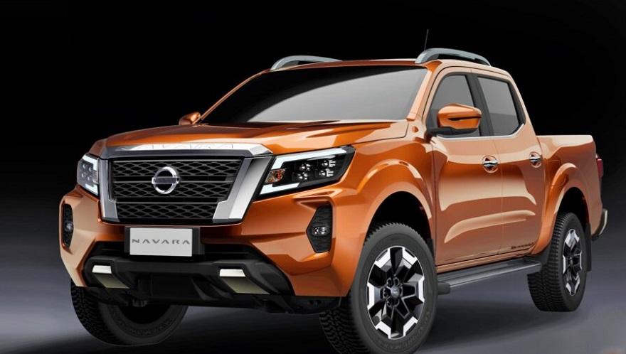 Nissan trabaja en el restyling de la Frontier fabricada en la Argentina, conocida como Navara en otros mercados.
