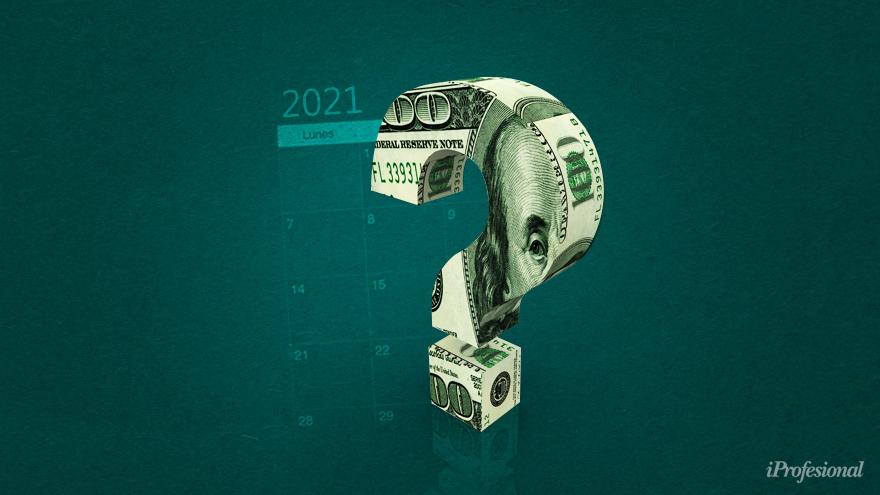 El precio del dólar para fin de año para los economistas puede ser desde $111 hasta $144, según el escenario que se presente,