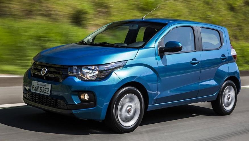 Fiat Mobi, el auto más económico.
