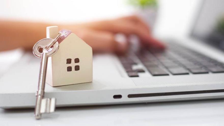 La oferta de propiedades en alquiler se redujo 35 por ciento en estos meses.