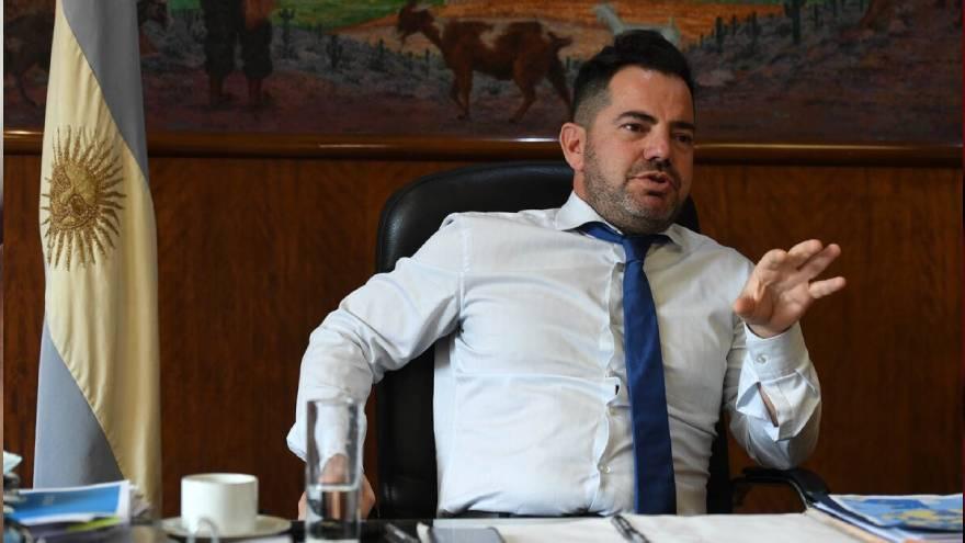 Lisandro Bonelli, ex funcionario del ministerio de Salud.