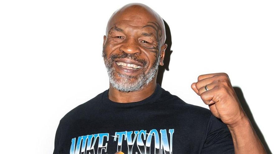 Tyson también golpea fuerte en el negocio del cannabis.
