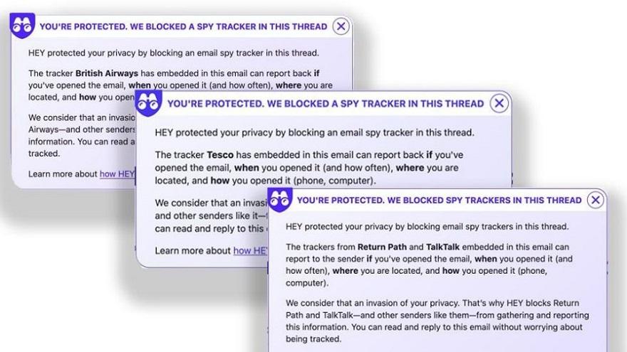 Alerta por el uso de mails espías por parte de las empresas.