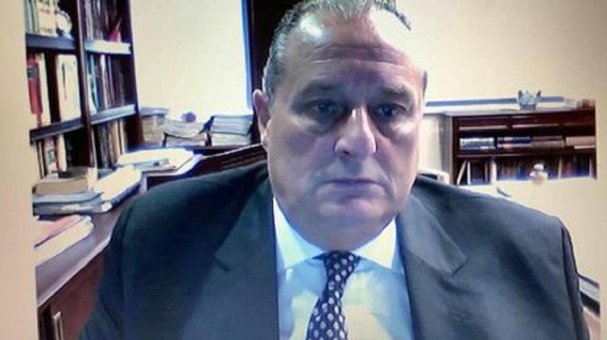 Alberto Spota, ex presidente de Huracán.
