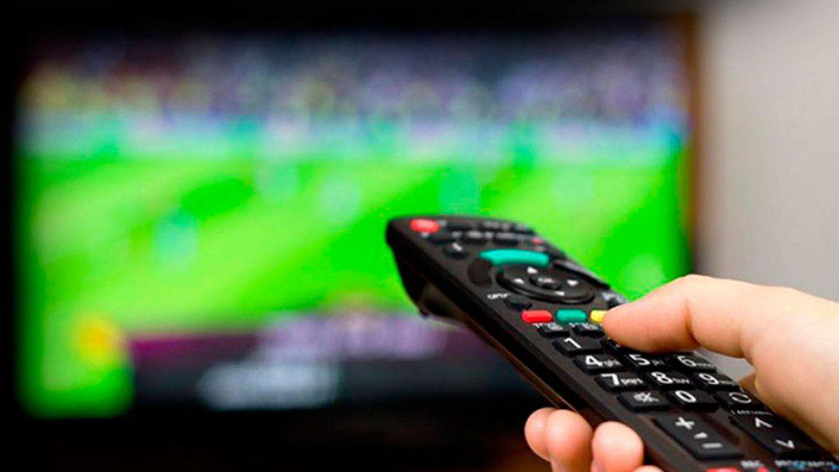 Fútbol Para Todos: qué partidos transmitirán este fin de semana