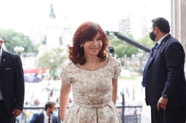 La ex presidente Cristina Kirchner recibió el mensaje que esperaba en cuanto al cuestionamiento al funcionamiento de la justicia