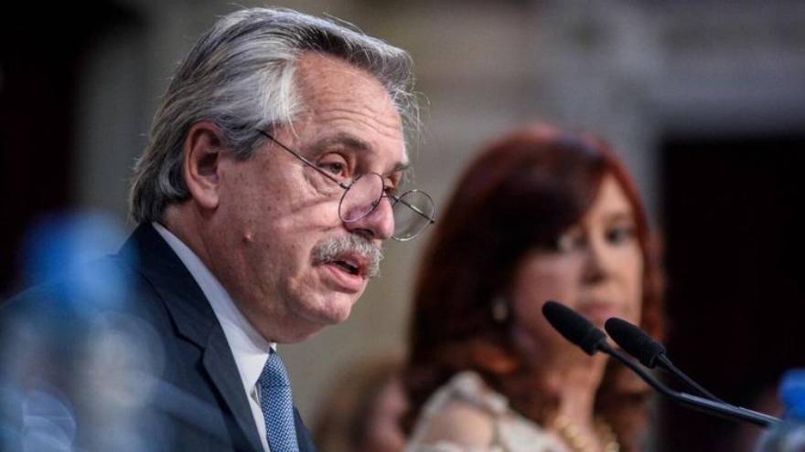 Alberto Fernández impulsará una causa contra la gestión anterior por el endeudamiento.