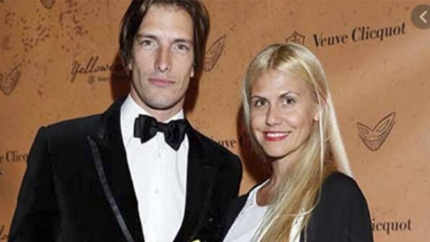 Iván de Pineda y Luz Barrantes, su compañera de vida