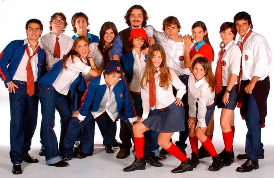 En los años 2002 y 2003 se emitió la serie
