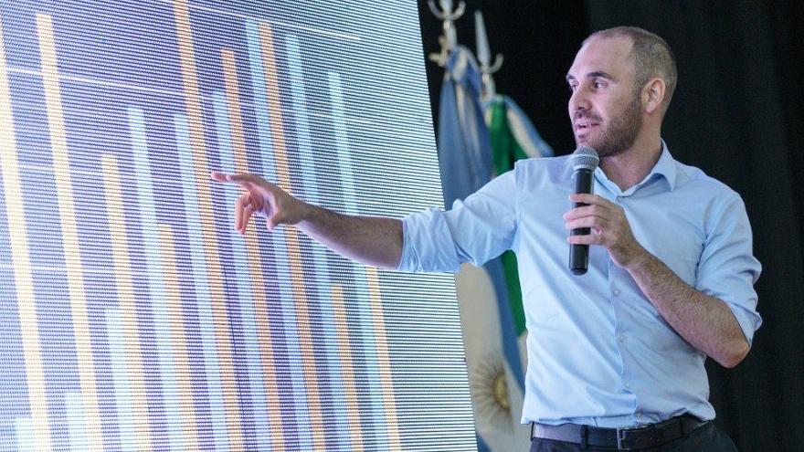 El más interesado por mover las tarifas es el ministro Martín Guzmán