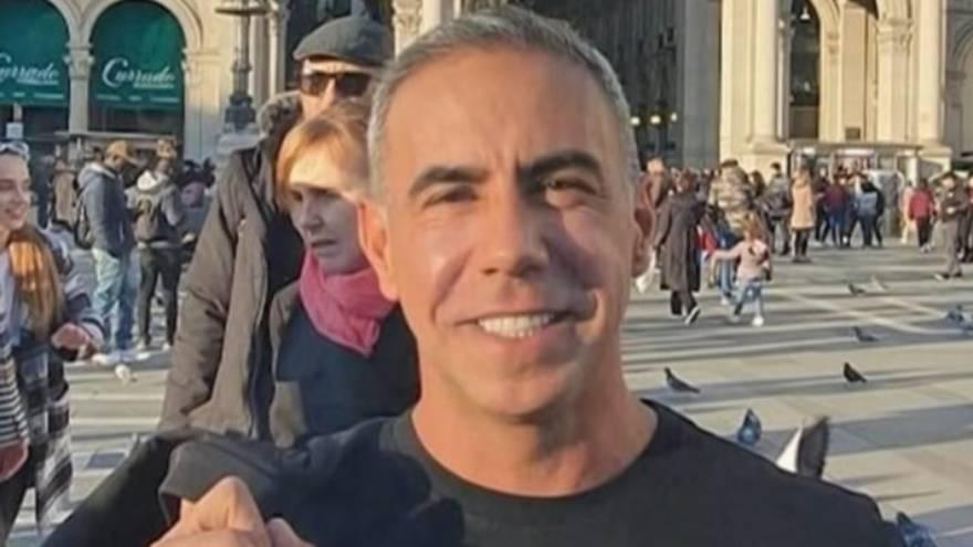 Claudio Pazzi fue el primer argentino diagnosticado con Covid-19 en el país