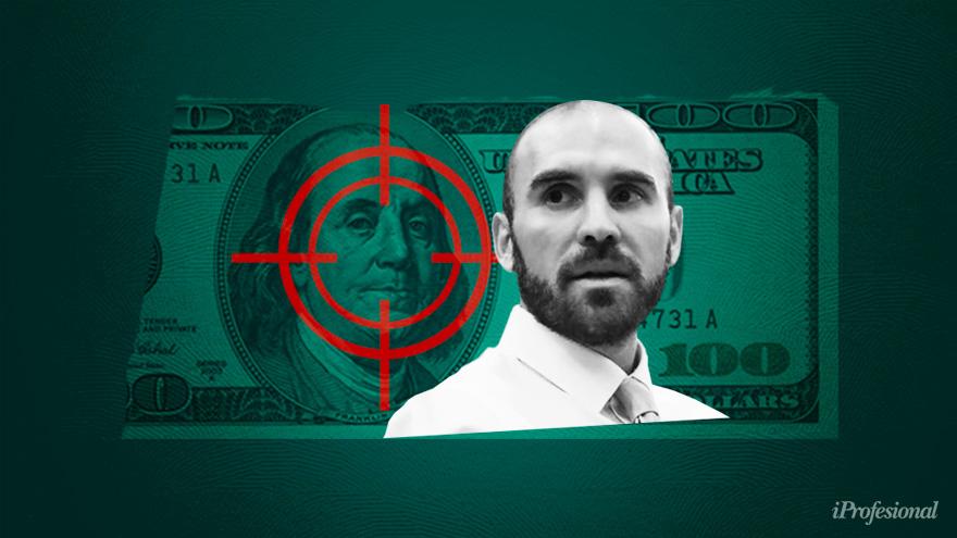 Controlar al dólar como