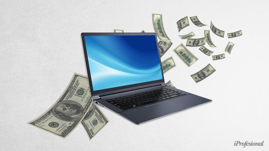 La pasión por generar dinero lo llevó a transformarse en un boom en redes sociales, donde cuenta unos 500 mil seguidores.