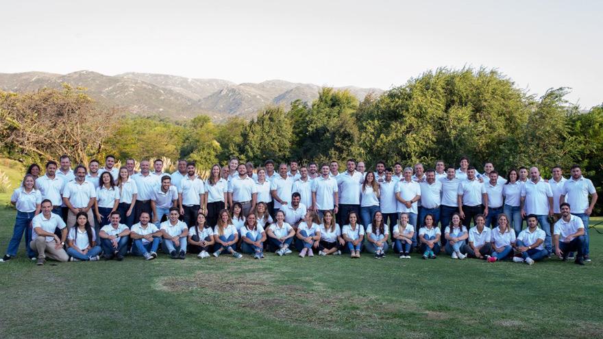 El equipo de Stoller, la mejor empresa para trabajar en la Argentina de menos de 250 empleados