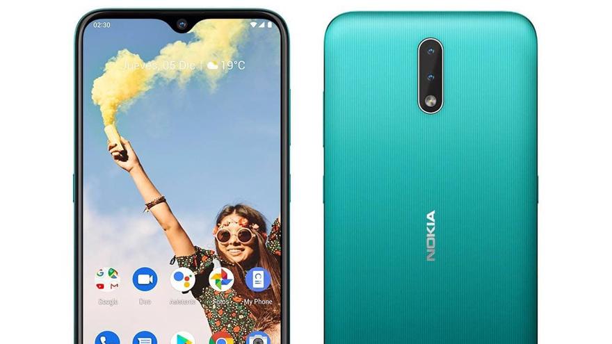 Este modelo de Nokia se consigue sólo en América latina.