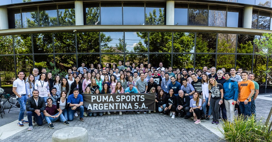 La marca Puma ingresó por primera vez al ranking GPTW en la Argentina