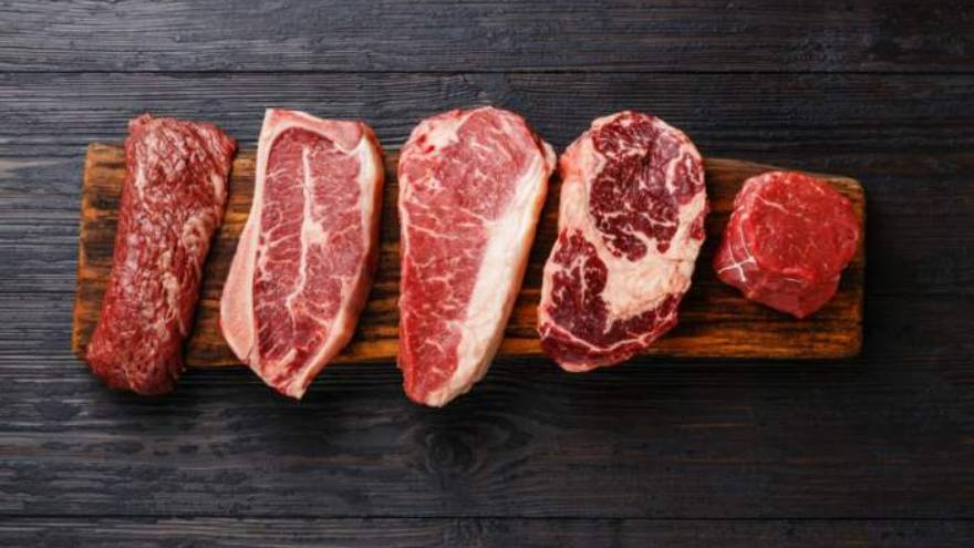 Quieren limitar las exportaciones de carne.