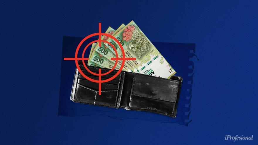 Cada vez se necesita más cantidad de pesos para comprar los mismos bienes y servicios, eso lleva a necesitar denominaciones más altas.