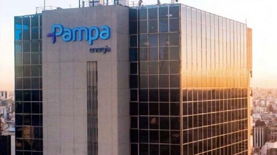Pampa Energía, una de las mejores acciones del mes.