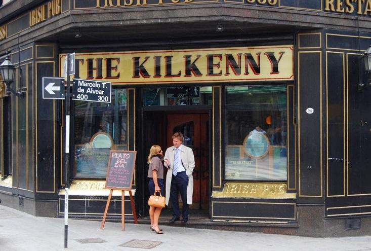 La ausencia de demanda redundó en el cierre reciente del The Kilkenny