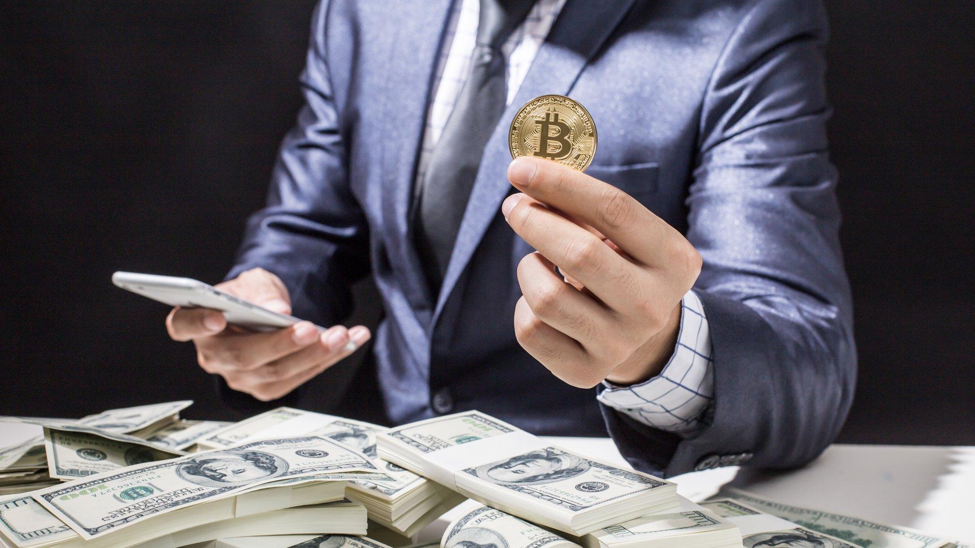 plataforma de comercio em linha 50 centavos invierten bitcoin