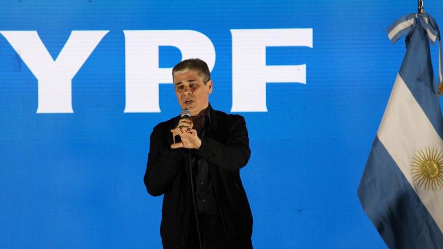 Pablo González, presidente de YPF, impulsa la ampliación y diversificación de la compañía.