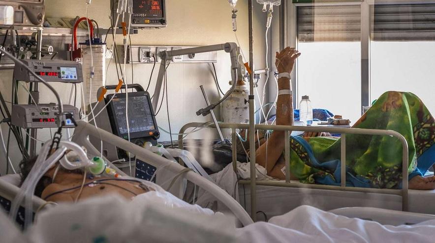 Muchos pacientes que necesitaron cuidados intensivos tuvieron esta secuela