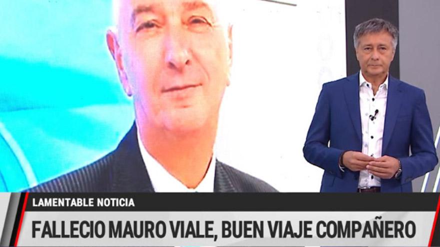Dos días después de haberse vacunado, Mauro Viale dio positivo de coronavirus