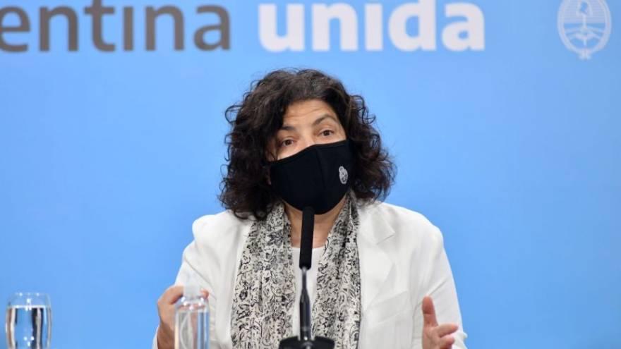 Carla Vizzotti advirtió que las restricciones duras podrían continuar luego del actual período.