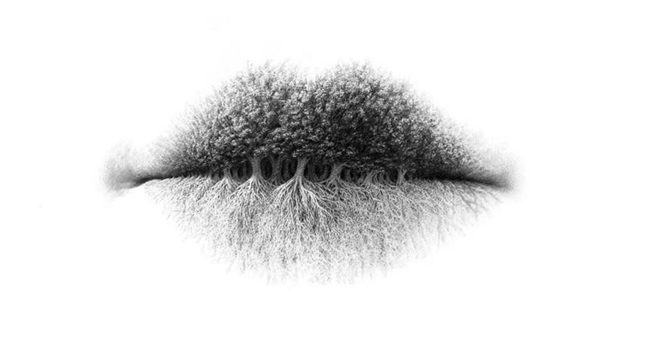¿Viste árboles, raíces o labios? Este apasionante test revela detalles ocultos tu personalidad