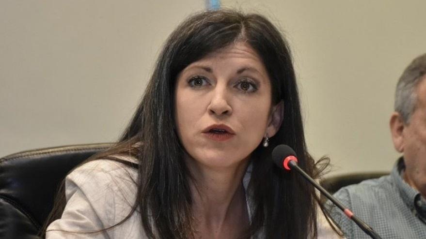 Fernanda Vallejos, diputada del Frente por el Cambio.
