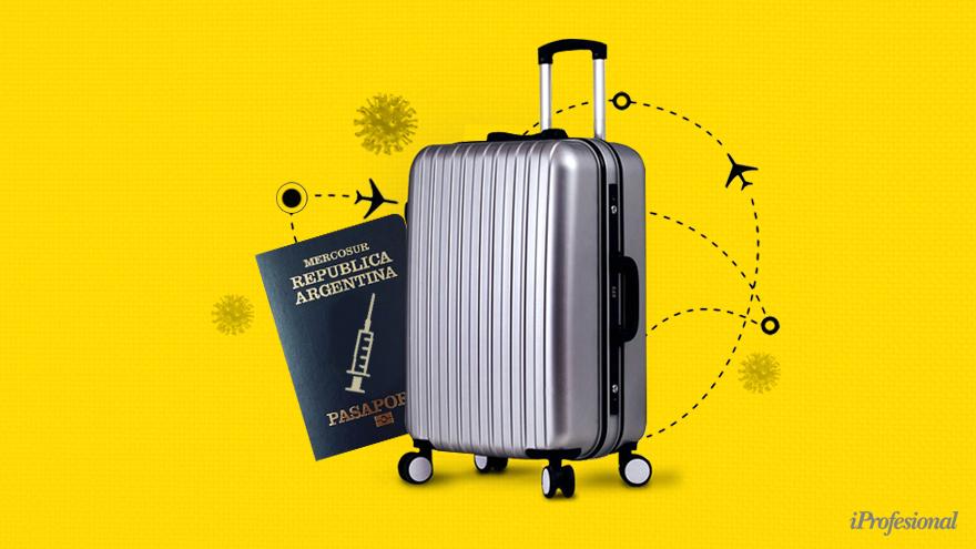 El pasaporte express és requierido en especial por quienes viajan por el turismo de vacunas.