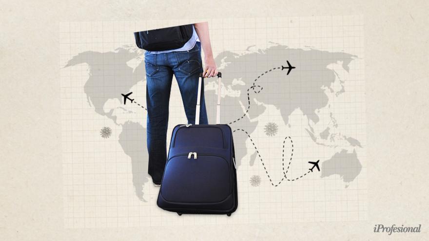El pasaporte es necesario para viajar a países fuera de Sudamérica.