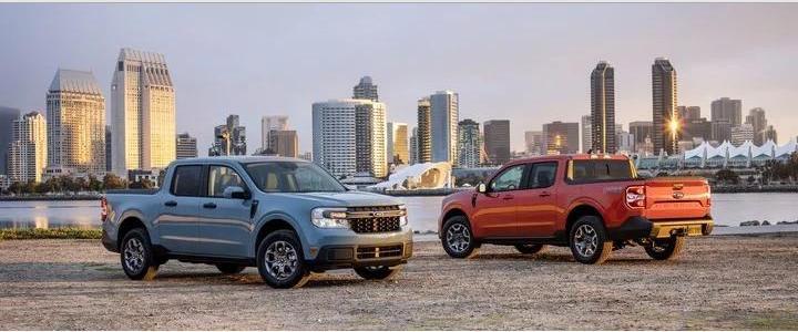 Ford presentó la camioneta que competirá con la