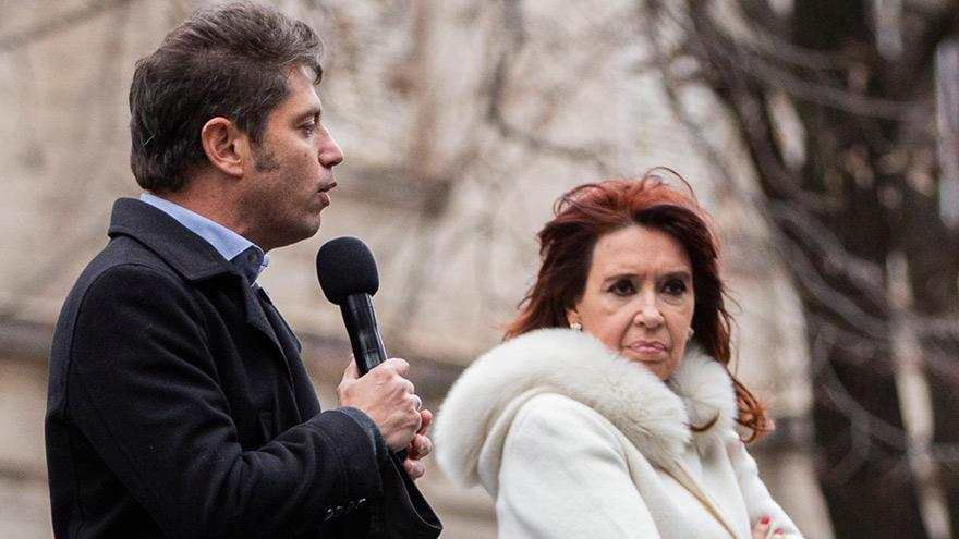 La duda es la relación de Alvarez Agis con Axel Kicillof después de disputas cuando estuvieron en el ministerio