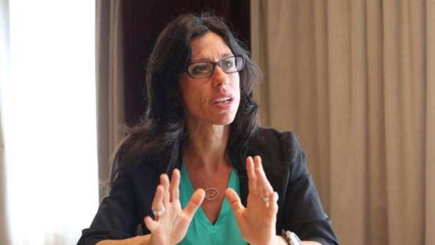 Paula Español, secretaria de Comercio Interior