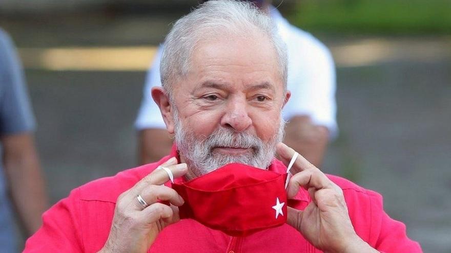 Lula Da Silva quiere volver al poder de Brasil.