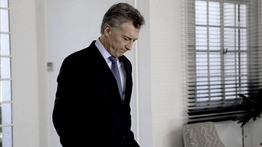 La gestión de Macri, en el centro del discurso de la candidata kirchnerista.