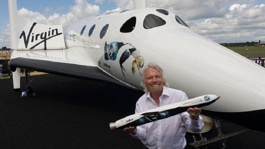 Hace 14 Años Comenzó El Sueño De Branson.